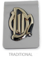 Money Clip - Traditional